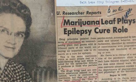 NEARLY CENTURY OLD RESEARCH PROVES CANNABIS' EFFECTIVENESS IN BATTLING EPILEPSY, MIGRAINES, ASTHMA, SPASMS